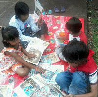 anak-anak+baca