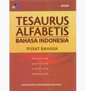 tesaurus-alfabetis